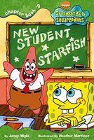 SpongeBob New Student Starfish Book