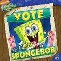 SpongeBob Vote SpongeBob Book