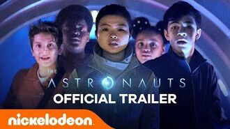 The Astronauts 👩🚀 OFFICIAL TEASER TRAILER Launching Soon on Nickelodeon