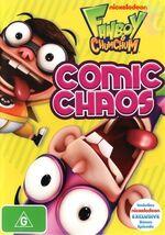 Fanboy & Chum Chum Comic Chaos DVD