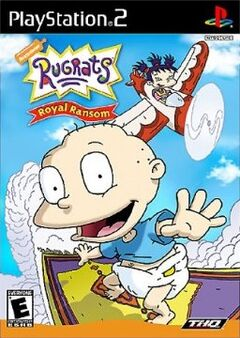 Rugrats Royal Ransom for PS2