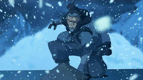 The Legend of Korra Book 3 Episode 4 'In Harm's Way' Clip Nick