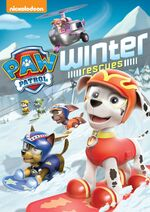 Paw Patrol Winter Rescues
