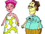 Violet and Merv Stimpleton