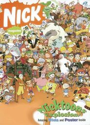NickMag December 2007 (subscriber cover)