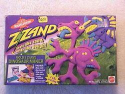 Dinosaur zzand