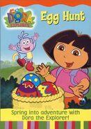 Dora the Explorer Egg Hunt DVD 1