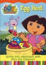 Dora the Explorer Egg Hunt DVD 1