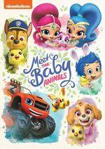 Nick Jr. Meet the Baby Animals DVD