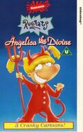 VHS Rugrats Angelica the Divine