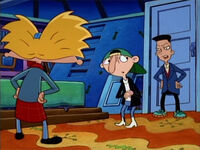 Arnold's Room