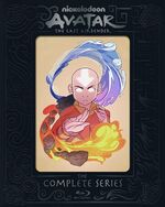 Avatar - The Last Airbender The Complete Series Steelbook