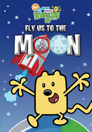 Fly Us to the Moon DVD