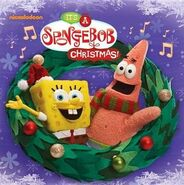 It's a SpongeBob Christmas! Book