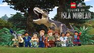 LEGO Jurassic World Legend of Isla Nublar