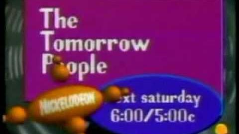 The Tomorrow People Promo- Premieres Next Saturday (1994)
