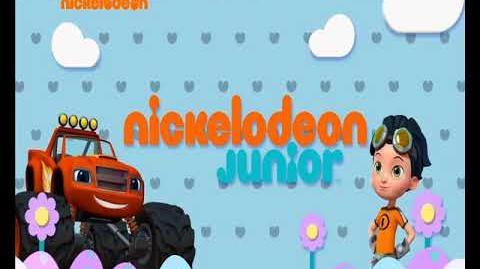Nickelodeon Greece April 2018 promos bumpers part 2