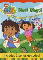 Dora the Explorer Meet Diego! DVD