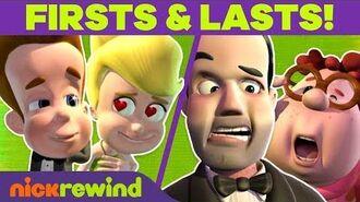 Jimmy Neutron Firsts & Lasts! ☝ NickRewind