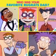Rugrats Dads