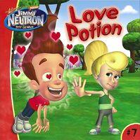Jimmy Neutron Love Potion Book