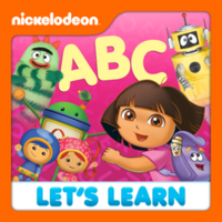 Nickelodeon - Let's Learn ABC's 2012 iTunes Cover