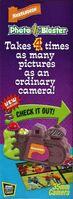 Nickelodeon Photo Blaster camera Print ad Nick Mag June-July 1998