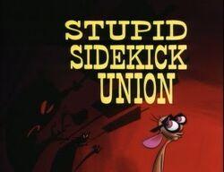 Stupid Sidekick Union