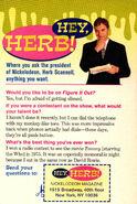 Hey Herb Scannell NickMag Jan Feb 1999