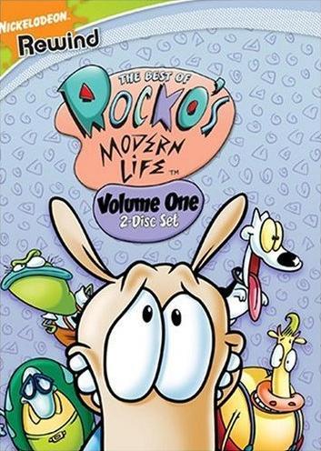 rockos modern life dvd v1 best ofjpg