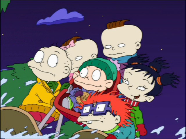 Rugrats Christmas.Babies In Toyland Nickelodeon Fandom Powered By Wikia