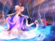 Daphne, Bloom - Battle for Magixb