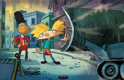 Hey Arnold the Movie Bulldozer Promo