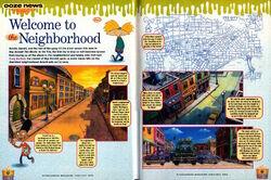 Nickelodeon Magazine June July 2002 Hey Arnold movie Ooze News