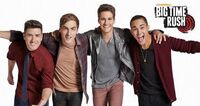 Big Time Rush cast