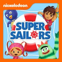 Nickelodeon - Super Sailors 2013 iTunes Cover