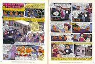 Southern Fried Fugitives NickMag comic Aug 1997
