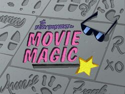 Titlecard-Movie Magic