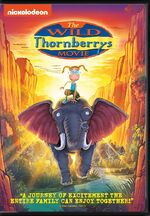 Wild Thornberrys Movie DVD reissue