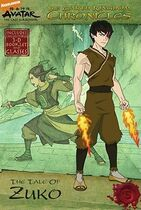 Avatar The Last Airbender The Tale of Zuko Book