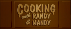 Cooking with Randy and Mandy logo