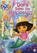 Dora the Explorer Dora Saves the Mermaids DVD 1
