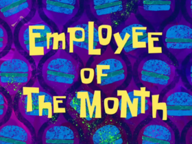 Employee of the Month (SpongeBob SquarePants)