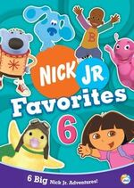NJ Favorites Vol 6 DVD