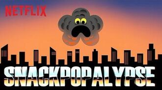 SNACKPOPALYPSE 🤯 Pinky Malinky Netflix