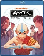 Avatar Complete Series Blu-ray