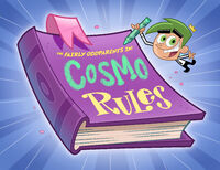 Cosmo Rules title card