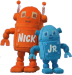 Nick Jr. Plush Robots