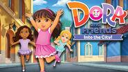 MAS dora and friends- into the city