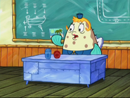 Mrs. Puff - A SquarePants Family Vacation
